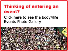 Thinking of entering an event? Click here to see the body4life Events Photo Gallery